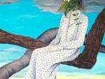 榎本マリコ 展覧会『モーメント』2021年9月9日(木)~10月3日(日)at OIL by 美術手帖