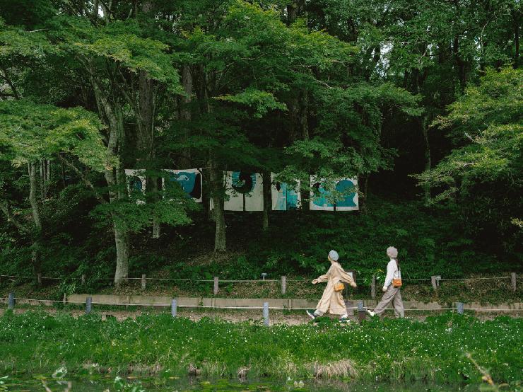 「六甲ミーツ・アート 芸術散歩2020」 開催時の様子
