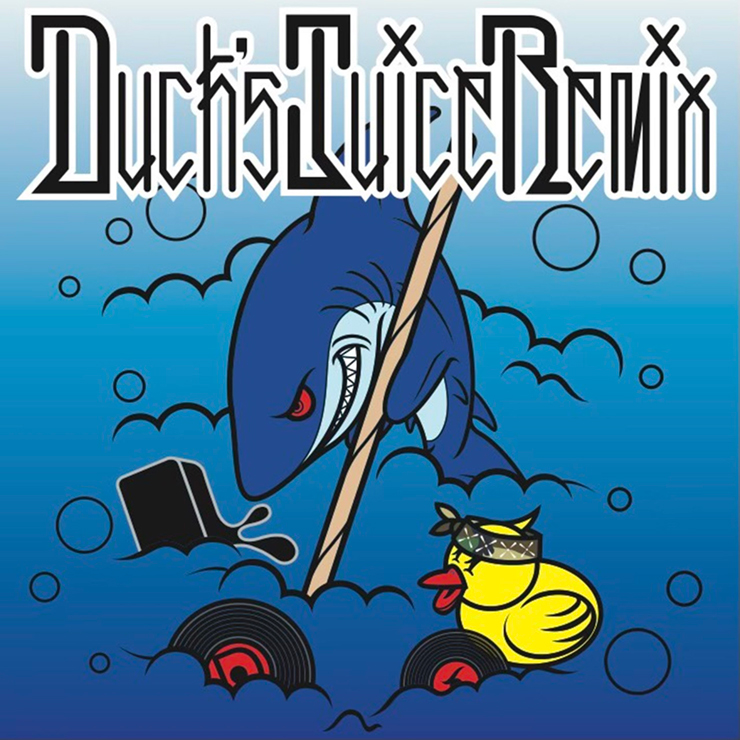 SHEEF THE 3RD - Remix Album『Duck's Juice Remix』Release