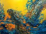 上野裕二郎 個展『Surge/渦動』2021年10月16日(土)13:00~11月5日(金) at 銀座 蔦屋書店アートウォール・ギャラリー